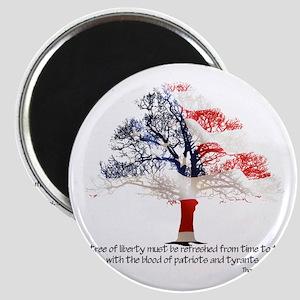 Tree Of Liberty Magnet