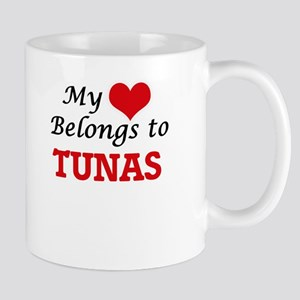 My heart belongs to Tunas Mugs