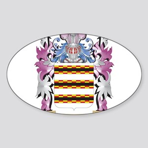 Sotomayor Coat of Arms - Family Crest Sticker