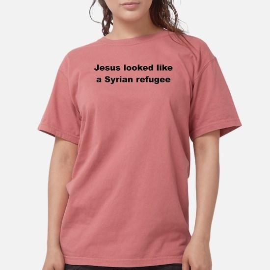 Jesus Syrian (Black) T-Shirt