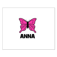 Butterfly - Anna Posters