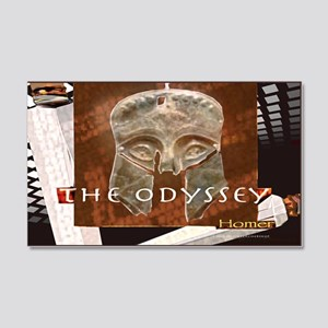The Odyssey 20x12 Wall Decal