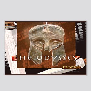 The Odyssey Postcards (Package of 8)