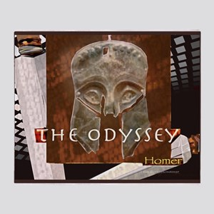 The Odyssey Throw Blanket