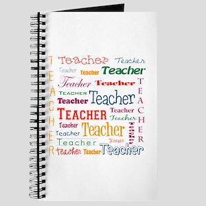Teacher Teacher Teacher Journal