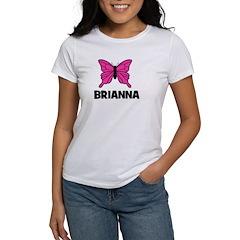 Butterfly - Brianna Women's T-Shirt