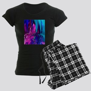 Melted Glitch (Pink & Teal) Pajamas