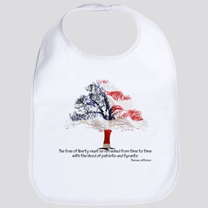 Tree Of Liberty Baby Bib