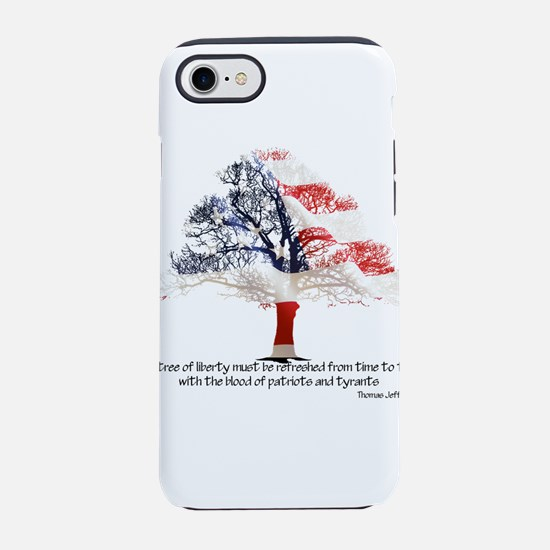 Tree Of Liberty iPhone 8/7 Tough Case