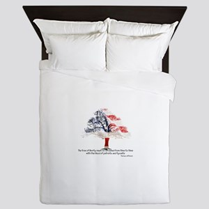 Tree Of Liberty Queen Duvet