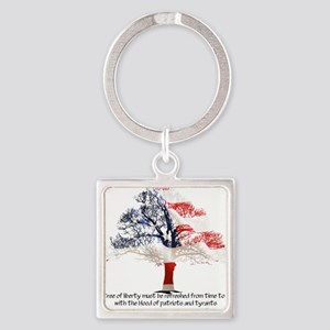 Tree Of Liberty Keychains