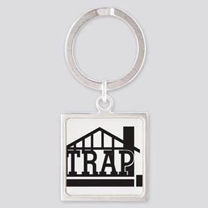 The trap house Keychains