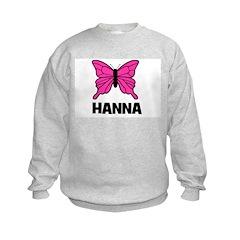 Butterfly - Hanna Sweatshirt