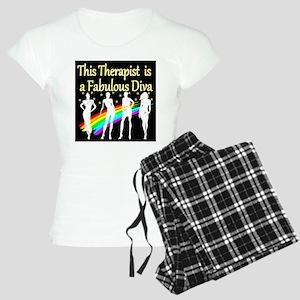 THERAPIST DIVA Women's Light Pajamas