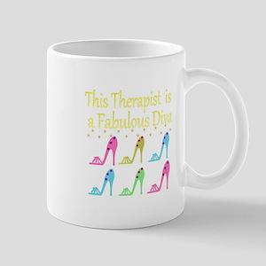 THERAPIST DIVA Mug