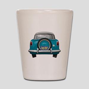 1957 Metropolitan Shot Glass