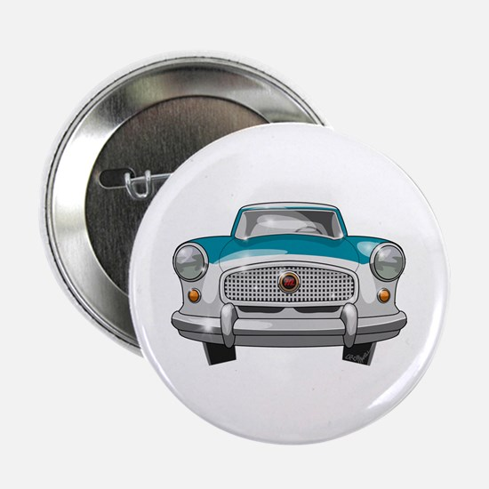 "1957 Metropolitan 2.25"" Button"