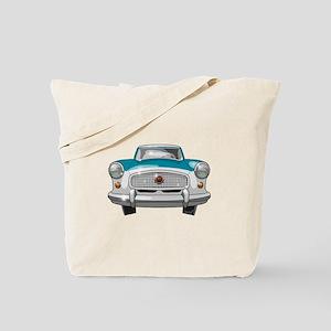 1957 Metropolitan Tote Bag