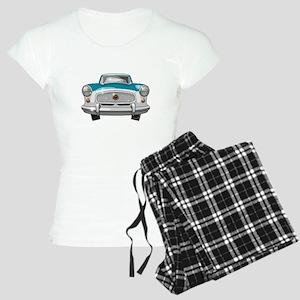 1957 Metropolitan Women's Light Pajamas