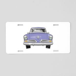 1953 Studebaker Aluminum License Plate