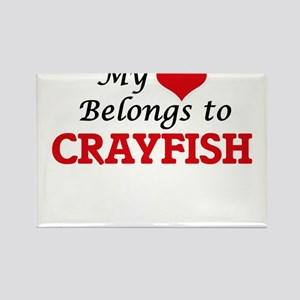 My heart belongs to Crayfish Magnets