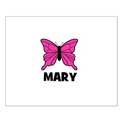 Butterfly - Mary Posters
