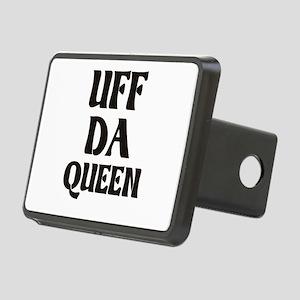 UFF DA Queen Rectangular Hitch Cover