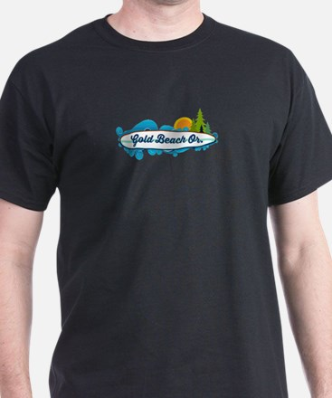 Gold Beach - Oregon. T-Shirt