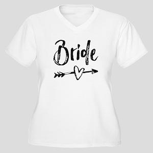 Bride Gifts Script Plus Size T-Shirt