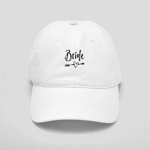 Bride Gifts Script Baseball Cap