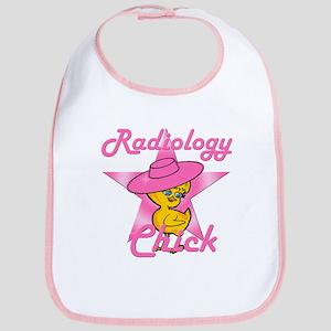 Radiology Chick #8 Bib