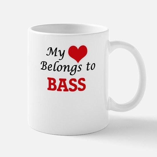 My heart belongs to Bass Mugs