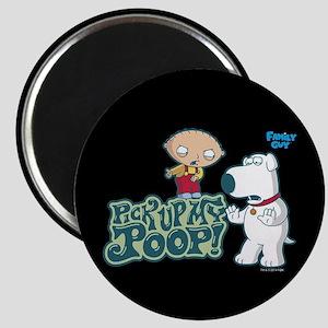 Family Guy Pick Up My Poop Magnet