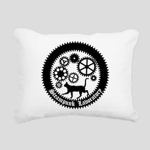 gearcat1 Rectangular Canvas Pillow