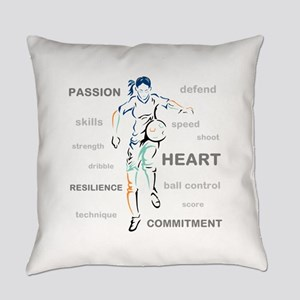 What is Soccer? Everyday Pillow
