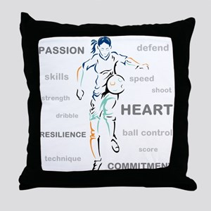 What is Soccer? Throw Pillow