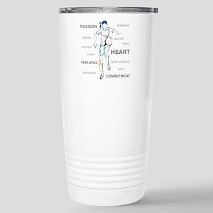 What is Soccer? Travel Mug
