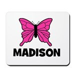 Butterfly - Madison Mousepad