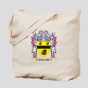 Staller Coat of Arms - Family Crest Tote Bag