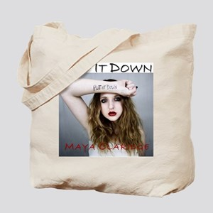 Put it Down tshirt pic300dpi Tote Bag