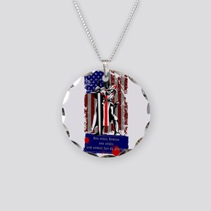 American Knights Templar Necklace Circle Charm
