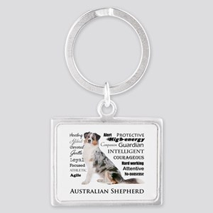 Aussie Traits Keychains