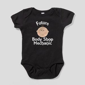Future Body Shop Mechanic Baby Bodysuit