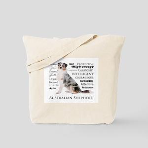 Aussie Traits Tote Bag