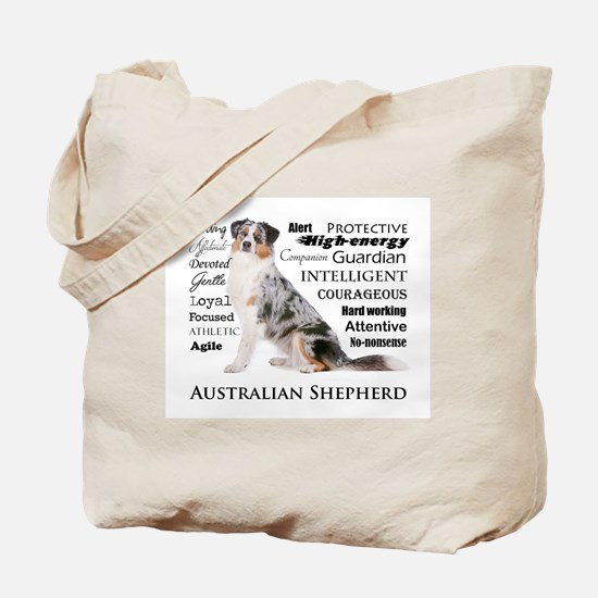 Aussie Traits Tote Bag
