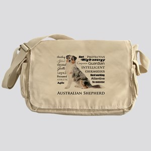 Aussie Traits Messenger Bag