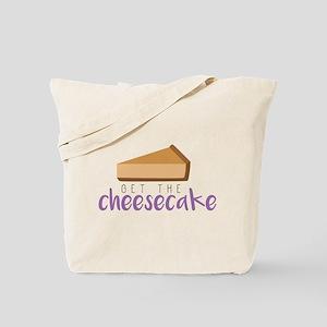 Golden Girls - Cheesecake Tote Bag