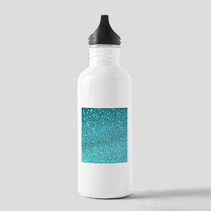 Glitter Sparkley Luxur Stainless Water Bottle 1.0L