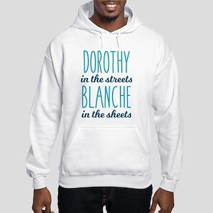 Dorothy in the Street Hooded Sweatshirt