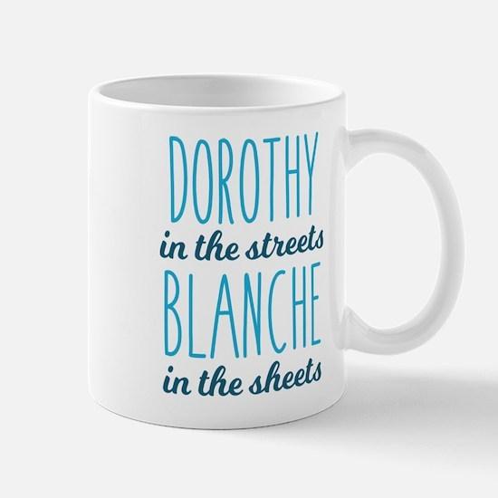 Dorothy in the Street Mug